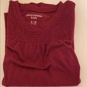 Abercrombie Kids Short Sleeve. Wore 3-4 times